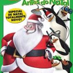 Os Pinguins De Madagascar: A Noite Toda Antes Do Natal
