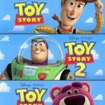 Toy Story Trilogia 720p (1995 – 2010) Dublado Blu-Ray Torrent Download