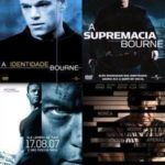 Quadrilogia Bourne – BluRay 720p – 1080p 5.1 Dual Áudio Torrent Download (2002–2012)