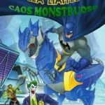 Batman Sem Limites: Caos Monstruoso – Torrent (2015) BluRay 720p – 1080p Dual Áudio Download