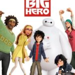 Operação Big Hero – Blu-Ray 720p – 1080p – 3D 5.1 CH Dublado – Torrent Download (2014)