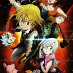 The Seven Deadly Sins 1ª 2ª e 3ª Temporada Completa Torrent (2019) Dublado WEB-DL 720p – Download