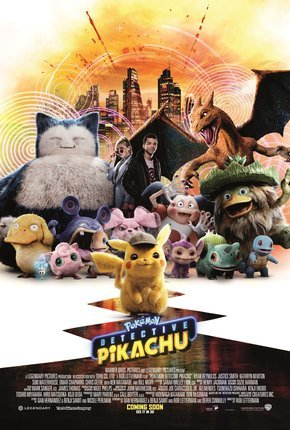 Baixar Torrent Pokémon – Detetive Pikachu Torrent (2019) Dublado / Legendado HDRip 720p | 1080p – Download Download Grátis