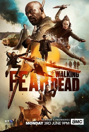 Baixar Torrent Fear the Walking Dead 5ª Temporada Torrent (2019) Dublado / Legendado WEB-DL 720p 1080p – Download Download Grátis