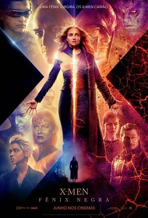 Baixar Torrent X-Men – Fênix Negra Torrent (2019) Dublado / Legendado HD 720p – Download Download Grátis