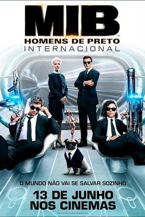 Baixar Torrent MIB: Homens de Preto – Internacional Torrent (2019) Dublado HD 720p – Download Download Grátis
