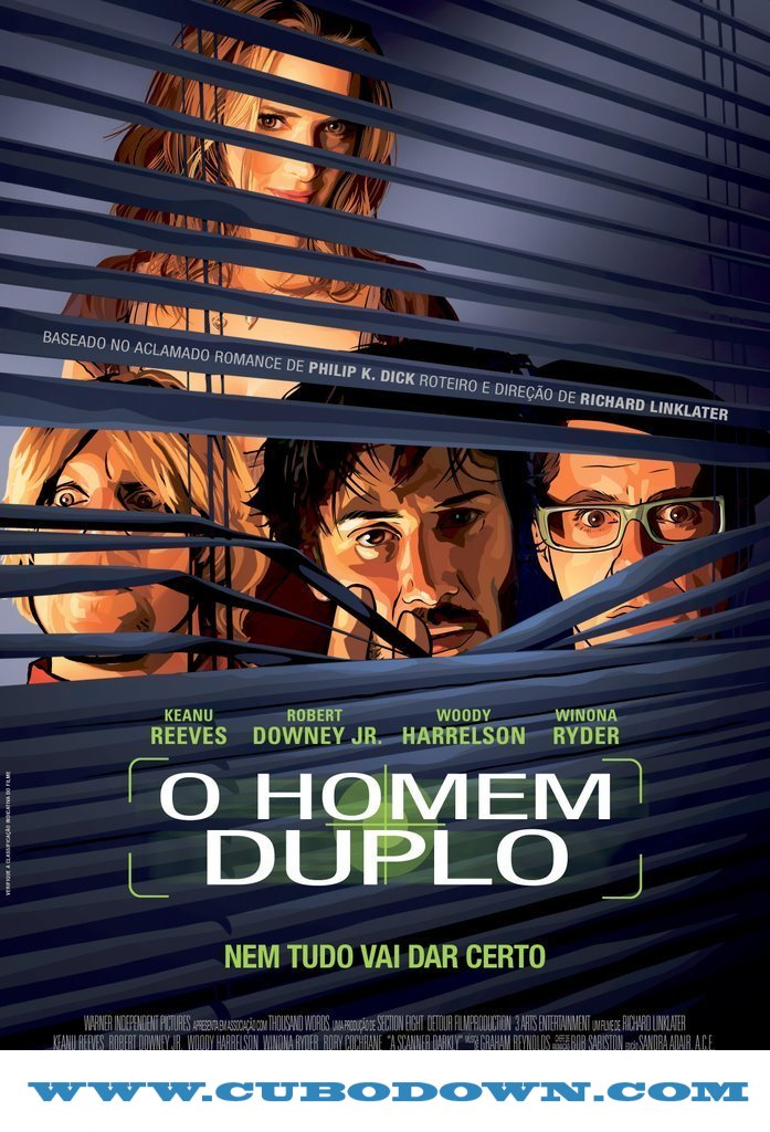 Baixar Torrent O Homem Duplo Torrent – BluRay Rip 720p Dual Áudio (2007) Download Download Grátis