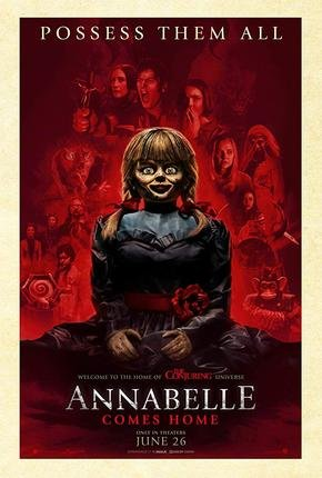 Baixar Torrent Annabelle 3 – De Volta Para Casa Torrent (2019) Dublado HD 720p – Download Download Grátis