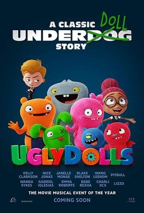 Baixar Torrent UglyDolls Torrent (2019) Dual Áudio / Dublado BluRay 720p | 1080p – Download Download Grátis