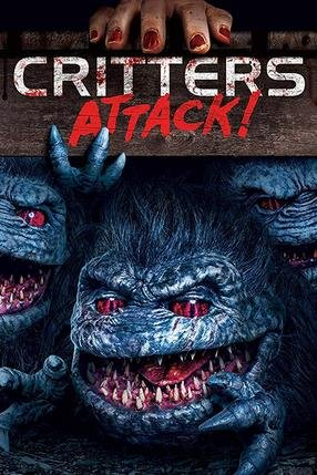 Baixar Torrent Critters Attack! Torrent (2019) Dublado DVDRip – Download Download Grátis
