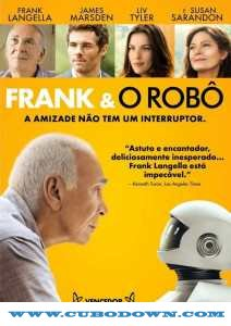 Baixar Torrent Frank e o Robô – Download Torrent (2012) BluRay 720p Dual Áudio Download Grátis