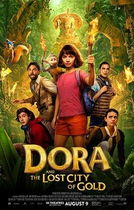 Baixar Torrent Dora e a Cidade Perdida Torrent (2019) Dublado / Legendado HD 720p – Download Download Grátis
