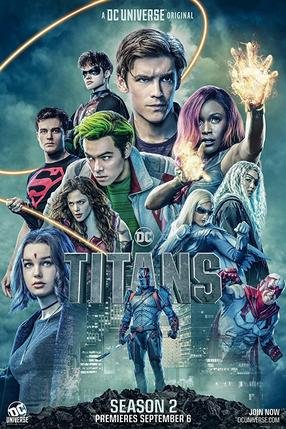 Baixar Torrent Titãs (Titans) 2ª Temporada Torrent (2019) Dual Áudio / Legendado WEB-DL 720p | 1080p | 2160p 4K – Download Download Grátis