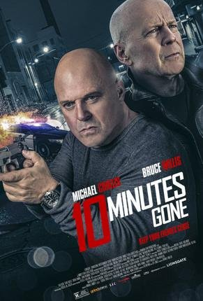 Baixar Torrent 10 Minutes Gone Torrent (2019) Legendado WEB-DL 720p | 1080p – Download Download Grátis