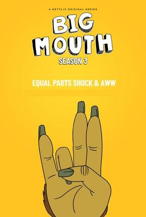 Baixar Torrent Big Mouth 3ª Temporada Completa Torrent (2019) Dublado / Dual Áudio WEB-DL 720p – Download Download Grátis