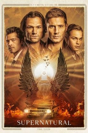 Baixar Torrent Supernatural 15ª Temporada Completa Torrent (2019) Dublado / Legendado WEB-DL 720p | 1080p – Download Download Grátis