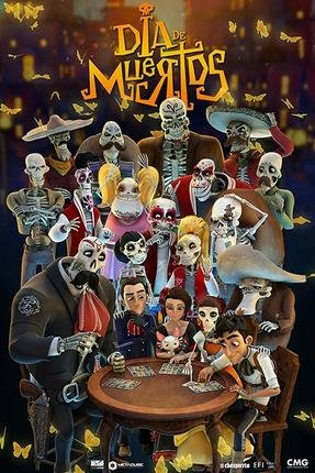 Baixar Torrent Dia de Muertos Torrent (2019) Legendado WEB-DL 720p Download Download Grátis