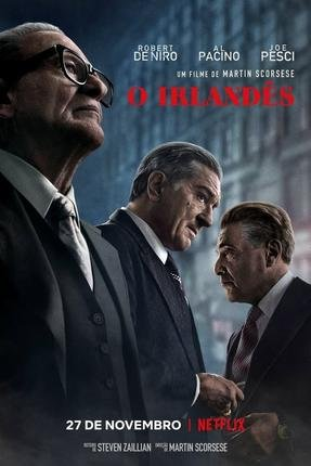 Baixar Torrent O Irlandês Torrent (2019) Dublado / Dual Áudio WEB-DL 720p e 1080p – Download Download Grátis