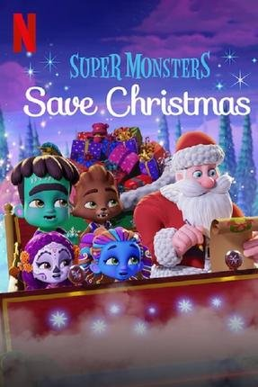 Baixar Torrent Super Monstros Salvam o Natal Torrent (2019) Dual Áudio / Dublado WEB-DL 1080p – Download Download Grátis