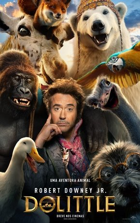 Baixar Torrent As Aventuras do Dr. Dolittle Torrent (2020) Dual Áudio 5.1 / Dublado BluRay 720p | 1080p – Download Download Grátis