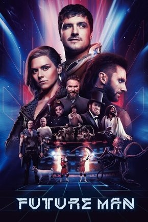 Baixar Torrent Future Man 3ª Temporada Completa Torrent (2020) Legendado WEB-DL 720p | 1080p – Download Download Grátis