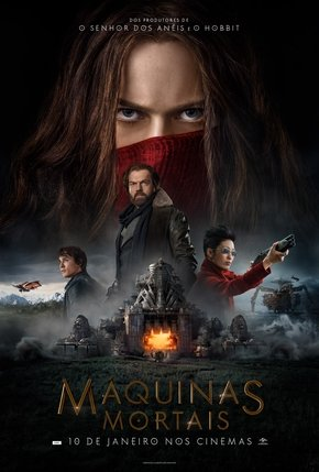 Baixar Torrent Máquinas Mortais Torrent (2019) Dual Áudio 5.1 / Dublado BluRay 3D | 4K | 720p | 1080p – Download Download Grátis