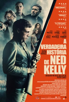 Baixar Torrent A Verdadeira História da Gangue de Ned Kelly Torrent (2020) Legendado BluRay 720p | 1080p – Download Download Grátis