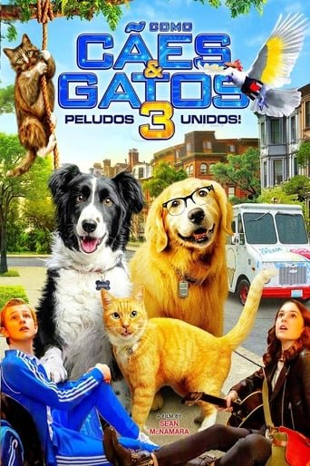 Baixar Torrent Como Cães e Gatos 3: Peludos Unidos! Torrent (2020) Dual Áudio 5.1 / Dublado WEB-DL 1080p FULL HD – Download Download Grátis