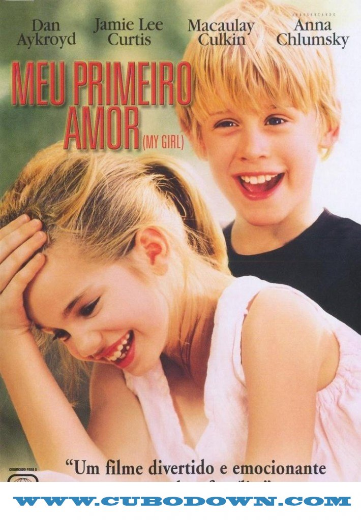 Baixar Torrent Meu Primeiro Amor 1080p BluRay Dublado 5.1 – Torrent Download Dual Audio (1991) Download Grátis
