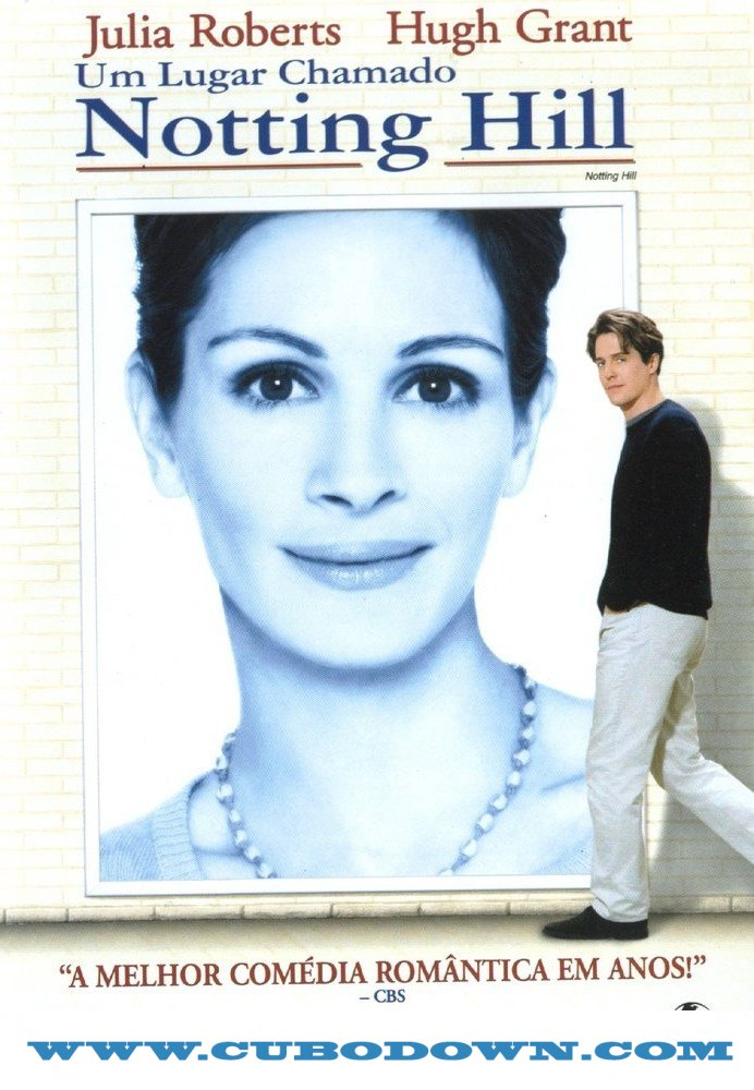 Baixar Torrent Um Lugar Chamado Notting Hill (1999) BluRay Rip 1080p Dual Audio – Download Torrent Download Grátis