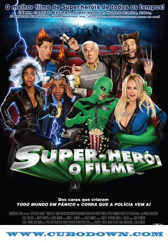 Baixar Torrent Super-Herói: O Filme (2008) BluRay 720p Dublado – Download Torrent Download Grátis