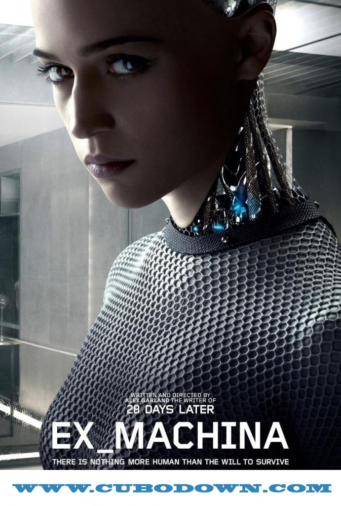 Baixar Torrent Ex Machina (2015) BluRay 720p | 1080p Dual Áudio Torrent Download Download Grátis