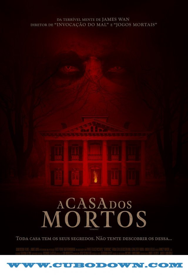 Baixar Torrent A Casa dos Mortos (2015) BluRay 720p Dual Áudio Torrent Download Download Grátis