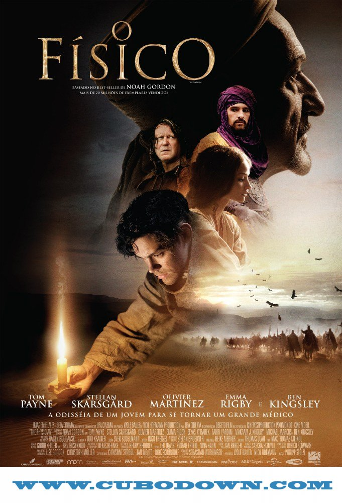Baixar Torrent O Físico Torrent BluRay 720p | 1080p + Legenda Oficial (2013) Download Grátis