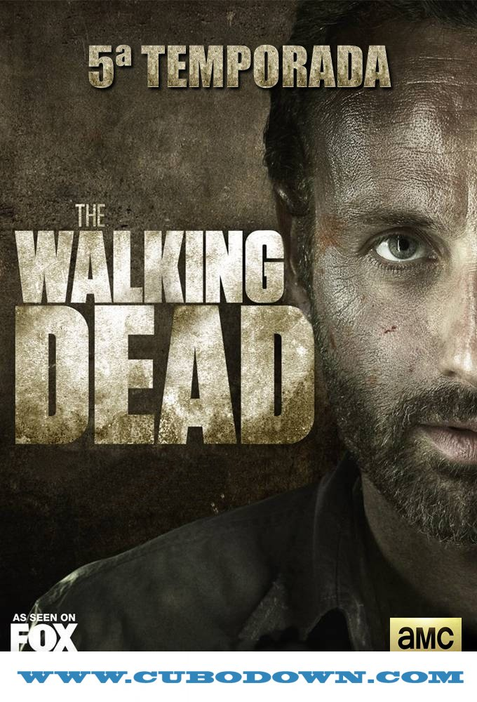 Baixar Torrent The Walking Dead 5ª Temporada Bluray 720p Dublado Torrent Download Download Grátis