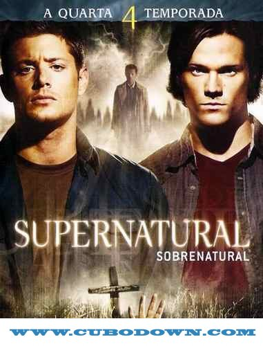 Baixar Torrent Supernatural 4ª Temporada – BluRay Rip 720p Dublado Torrent Download (2008) Download Grátis
