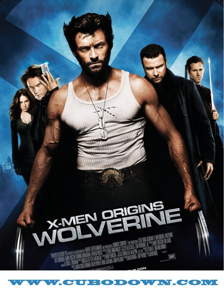 Baixar Torrent X-Men Origins: Wolverine – BluRay 1080p – 720p  Dublado Torrent Download (2009) Download Grátis