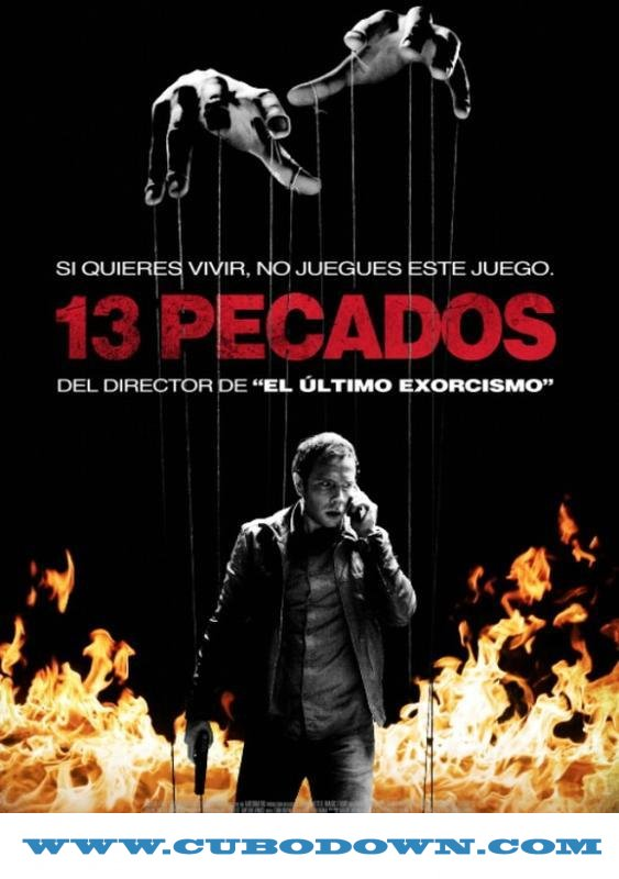 Baixar Torrent Os 13 Pecados – Torrent (2015) BluRay 720p – 1080p Dual Áudio Download Download Grátis