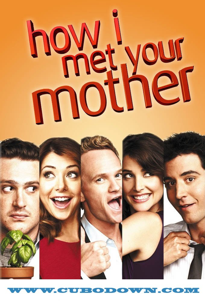 Baixar Torrent How i met your mother 6ª Temporada – BluRay 720p Dublado Download Torrent (2011) Download Grátis