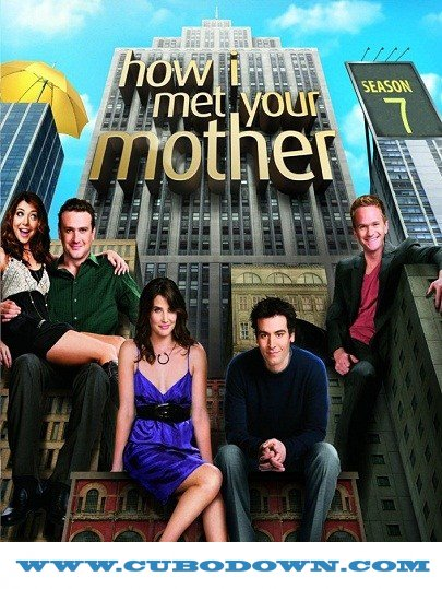 Baixar Torrent How i met your mother 7ª Temporada – BluRay 720p Dublado Download Torrent (2012) Download Grátis