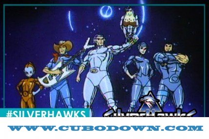 Baixar Torrent Silverhawks – DVDRip Dublado Torrent Download (1986) Download Grátis