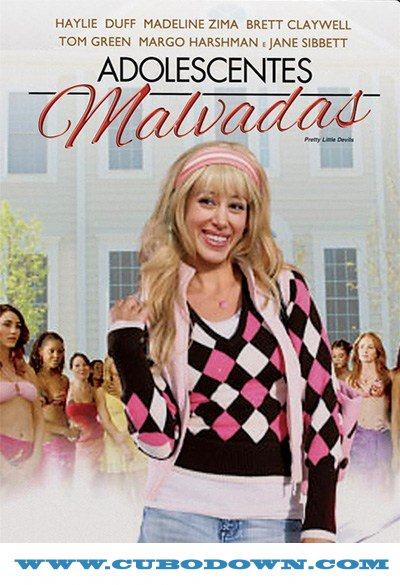 Baixar Torrent Adolescentes Malvadas Torrent – DVDRip Dublado (2008) Download Grátis