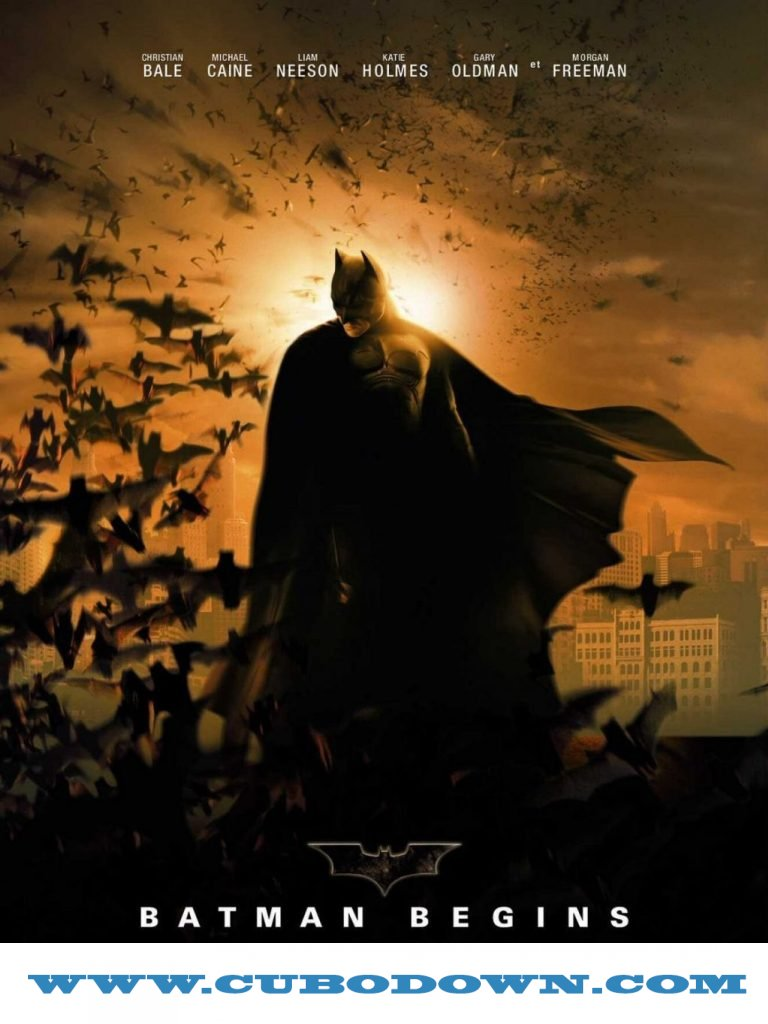 Baixar Torrent Batman Begins (2005) Bluray 1080p Dublado – Torrent Download Download Grátis