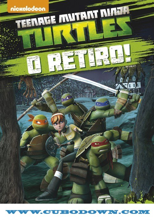 Baixar Torrent As Tartarugas Ninja: O Retiro! – Torrent (2015) DVDRip Dublado Download Download Grátis