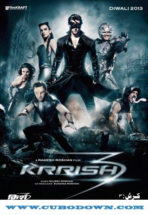 Baixar Torrent Krrish 3 (2014) Bluray 720p Legendado – Torrent Download Download Grátis
