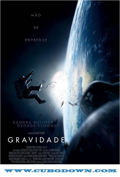 Baixar Torrent Gravidade (2013) BDRip 720p e 3D Dublado Torrent Download Download Grátis
