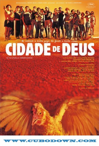 Baixar Torrent Cidade de Deus (2002) Bluray 720p Nacional – Torrent Download Download Grátis