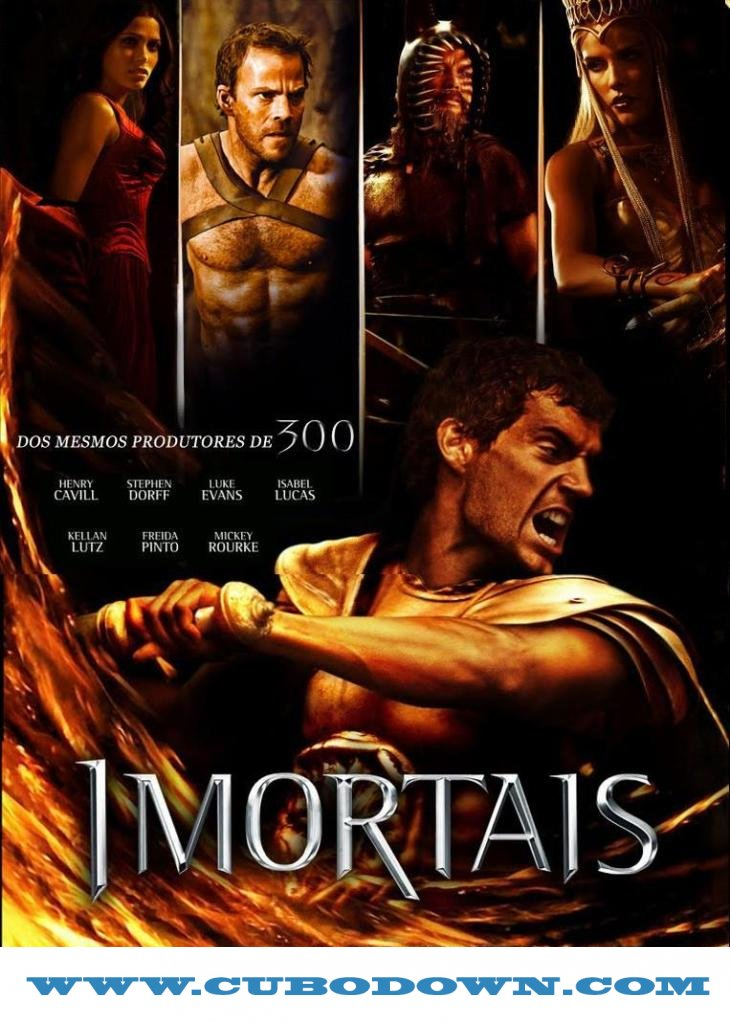 Baixar Torrent Imortais (2011) Bluray 1080p Dublado – Torrent Download Download Grátis