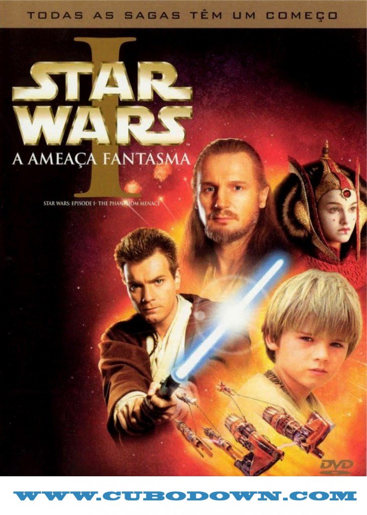 Baixar Torrent Star Wars Episódio I – A Ameaça Fantasma (1999) Blu-Ray 1080p Dual Áudio + Legendas Torrent Download Download Grátis