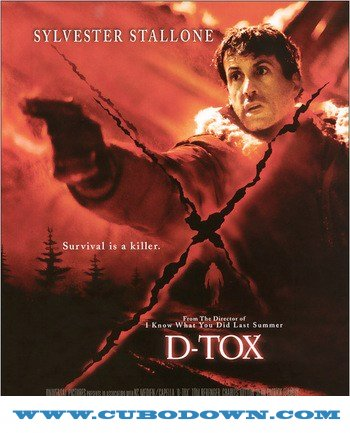 Baixar Torrent D-Tox (2002) Bluray 720p Dual Àudio – Torrent Download Download Grátis